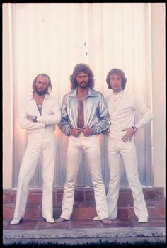 The Bee Gees; can't believe the greatest band is dying off. And it's so sad that my generation doesn't have amazing music like this anymore.