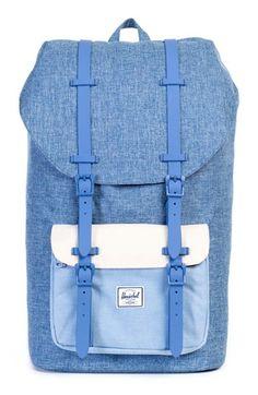 Herschel Supply Co. 'Little America' Backpack Ebags BackPack Tumblr | leather backpack tumblr | cute backpacks tumblr http://ebagsbackpack.tumblr.com/