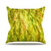 Found it at AllModern - Tropical Delight Throw Pillow #throw #pillow #homedecor #art #kessinhouse