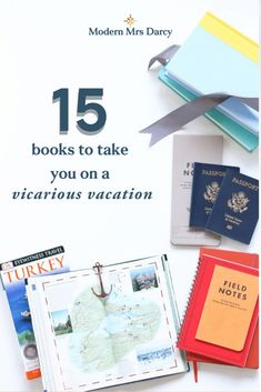 15 books to take you on a vicarious vacation List Challenges, Comfy Chair, Cool Books, Book Lists, Reading Lists, Book Nerd, Book Recommendations, Memoirs, Childrens Books