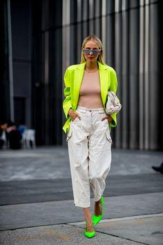New York Street Style, Look Street Style, Nyfw Street Style, Spring Street Style, Style Summer, Spring Summer, Business Mode, Business Outfit, Business Casual