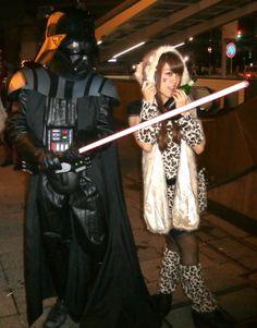 Darth Vader with Darth Kawaii http://www.youtube.com/watch?v=-u2-_4v37ME