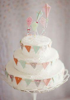 Love this bday cake! VINTAGE: Detaljer
