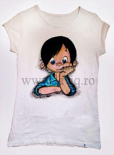 Tricou pictat MARCELINO    www.laviq.ro www.facebook.com/pages/LaviQ/206808016028814