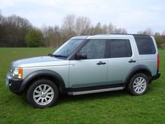 Land Rover Discovery 2.7 Td V6 SE 5dr Auto LEATHER, SAT NAV (2007) (picture 2 of 6)