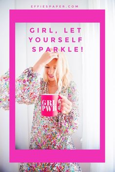 Tired of drinking your coffee out of boring coffee mugs? The days of choosing between function and fun are over! Our hot pink girl power mug means you can have both. You should be drinking your favorite libations out of this hot pink goodness daily! Start your day right with an extra dose of girl power. Snag yours NOW at effiespaper.com! College Dorm Rooms, Thank You Notes, Girl Power, Pink Girl, Cute Girls, Tired, Drinking, Hot Pink, Pink