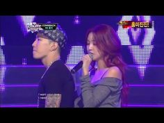 NS윤지&박재범_If you love me(If you love me by NS YoonG & Jay Park @Mcountdown 2012.11.01)