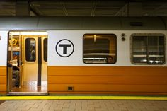Governor Patrick Wants a Chinese Company to Build New MBTA Train Cars photo by meredith foley