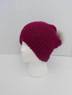 79c9107166c Items similar to Slouchy crochet hat
