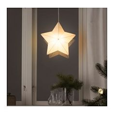 IKEA - STRÅLA, Pendant lamp shade, , Create your own personalized pendant lamp by combining the lamp shade with STRÅLA cord set.Gives a warm, cozy glow and spreads the holiday atmosphere in your home.