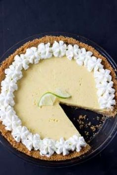 If you want to taste the country's best key lime pie, you have to head to the Florida Keys.Get the r... - Courtesy of Blahnik Baker