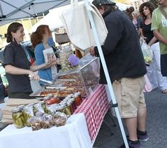 Joy Road Catering, Penticton market