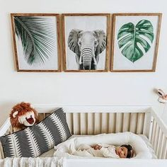 Jungenzimmer, aber auch eine süße, reife Noah-Arche-Party-Idee You are in the right place about baby room decor owls Here we offer you the most beautiful … Baby Bedroom, Baby Boy Rooms, Baby Room Decor, Baby Boy Nurseries, Kids Bedroom, Room Baby, Gender Neutral Nurseries, Chic Baby Rooms, Newborn Nursery