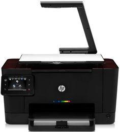HP TopShot LaserJet Pro M275 scans 3D objects but only prints in 2D