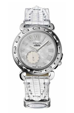 Fendi 'Selleria' Customizable Watch available at #Nordstrom