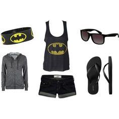 Awwwwwww gotta love Batman