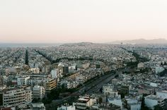 Athens in Greece / photo by Evgenia Kohan