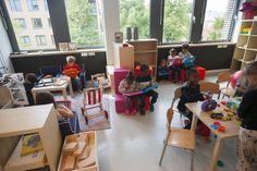 Hablamos de los centros de educación más innovadores del mundo, aquellos que traen la innovación con nuevas metodologías y propuestas educativas a clase