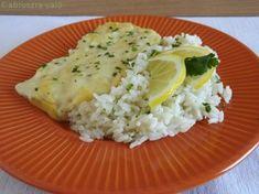 Kipróbált és bevált receptek: Tőkehal mustáros szószban Minion, Nutella, Seafood, Rice, Chicken, Sea Food, Minions, Laughter, Jim Rice