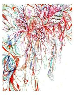 blossom series print by siiso