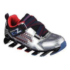 Boys' Skechers Mega Flex Mega Blade .0 Sneaker /Black (US Boys' 10.5 M (Regular)), Boy's