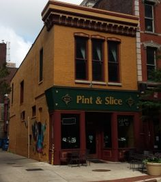 816 Pint & Slice - Dining in Downtown Fort Wayne