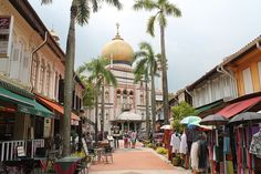 Kampong Glam - a must see on a 2 days in Singapore trip