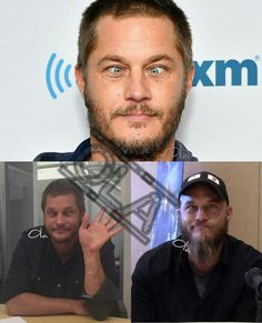 Adore his goofy side <3 #travisfimmel