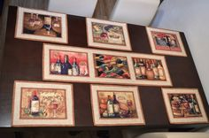 Gallery Wall, Frame, Home Decor, Scrappy Quilts, Picture Frame, Decoration Home, Room Decor, Frames, Home Interior Design