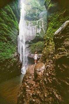 Surprise Waterfalls! Beautiful!