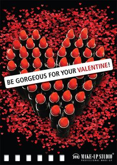 Be Gorgeous for your Valentine!