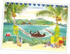 Elaine Estern: Dog Days in Paradise