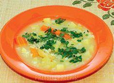 Zupa ryżanka - PrzyslijPrzepis.pl Thai Red Curry, Ethnic Recipes, Food, Essen, Meals, Yemek, Eten