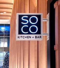 SoCo Kitchen & Bar Toronto