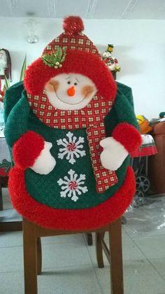 Christmas Sewing, Christmas Fabric, Felt Christmas, Christmas Projects, Holiday Crafts, Christmas Ornaments, Holiday Decor, Snowman Crafts, Felt Crafts