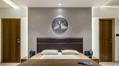 Wardrobe Design Bedroom, Bedroom Designs, Bed Room, Dorm Room, Triplets Bedroom, Room Interior, Interior Design, Tv Panel, Dream City