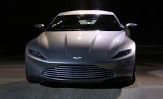 KUVAT: James Bondin uusi auto Aston Martin DB10