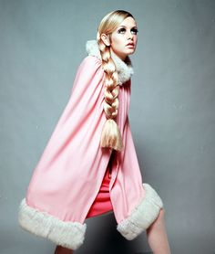 Twiggy, photographed by Bert Stern, 1967 - born Lesley Hornby, Twiggy was a fashion icon of the ' 60's. Description from pinterest.com. I searched for this on bing.com/images