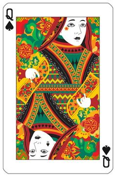#playing card