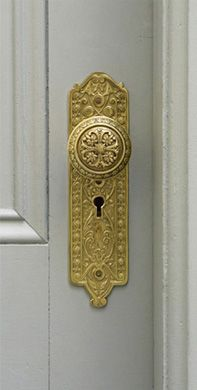 Estate Planning - Gold Door Knob