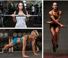 This is probably the best fitness pin I've found. It goes into detail about the female body, and explains how we should train and diet in order to become lean and fit. I definitely recommend it for any woman looking to start a training regiment. It includes a written 12 week program to follow!