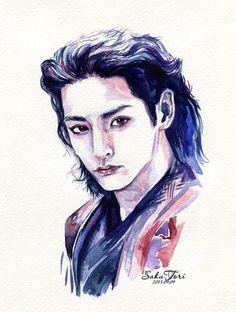 Gwi|Lee SooHyuk from Scholar Who Walks the Night by SakuTori on DeviantArt