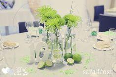 Mesa lima... Decoración de bodas by Bodas de Cuento, The Wedding Designers #weddingdecoration #decoracionbodas #tendenciasdebodas