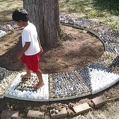 Backyard Play, Backyard For Kids, Backyard Landscaping, Outdoor Learning, Outdoor Play, Outdoor Living, Outdoor Projects, Garden Projects, Preschool Playground