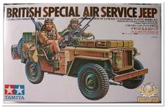 modelismo de peazo-gato: Jeep SAS , (Sidi Ennich 26/07/42) ,1º paso.