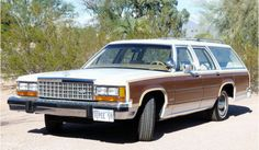 1984 Ford Country Squire