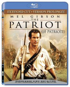 The Patriot (Extended Cut) [Blu-ray] (Bilingual) Sony Pictures Home Entertainment http://www.amazon.ca/dp/B000PHVZOI/ref=cm_sw_r_pi_dp_YBSVvb1PDE1PM
