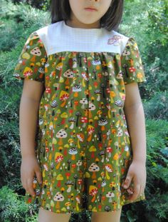 Check out this new romper by Hop + Scotch! at Ava Mae an Ruby Lu vintage.