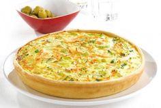 Quiche de Sobras - Receitas Para Yammi Quiches, Chorizo, Empanadas, Macaroni And Cheese, Food And Drink, Pie, Cooking, Breakfast, Healthy