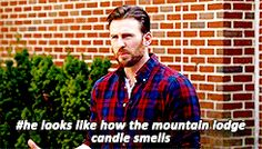 I REMEMBER THE HYPE ABOUT THE MOUNTAIN LODGE CANDLE
